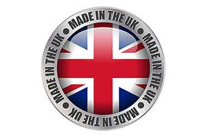 Made in the UK emblem