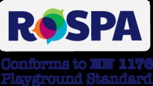 ROSPA EN 1176 Standard logo