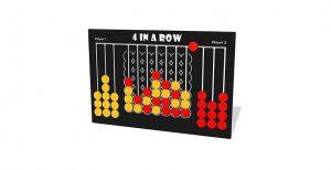 4 i n a row activity panel