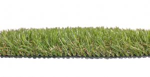 Artificial grass for play spaces