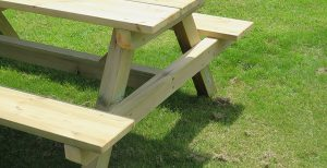 Bench seating for schools