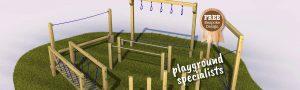 Bigbury Round play area for children