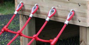 Canada Hill climber ropes