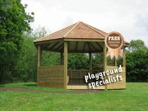 Playground furniture Dartmouth Gazebo