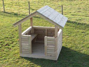 Devon play house shelter