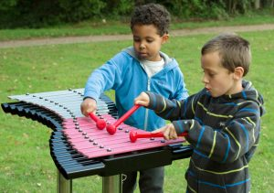 Duo Cupla muscial play for children