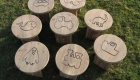Engraved Circle Seating 2