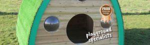 Woodland School Play Pod