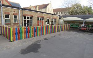 Liven up your outdoor play area