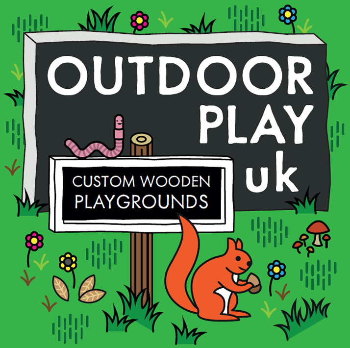 Outdoor play logo