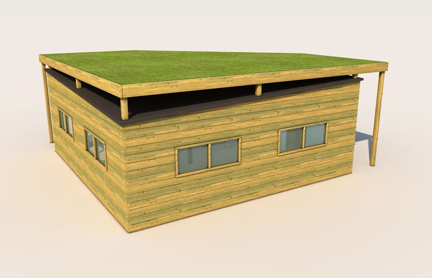 Wooden Shelters Amp Classrooms Installers Outdoor Play Uk