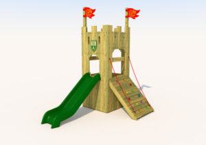 Knowle Castle Play Tower