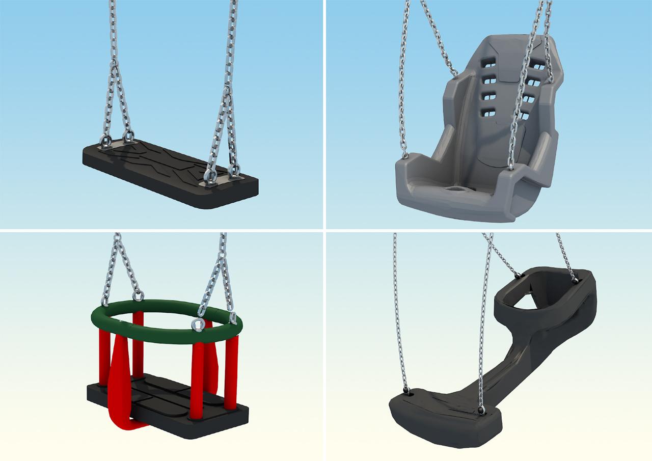 OP11-0058 Swing Seat Options Render 1