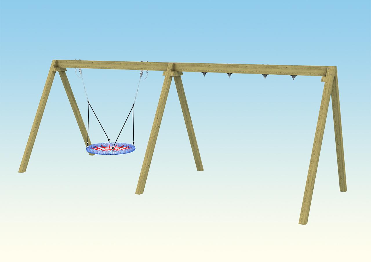 childrens-wooden-swing